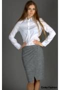 Недорогая модная юбка Emka Fashion | 32-pollini