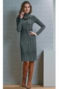 Платье TopDesign (коллекция осень-зима 2014/2015) B4 004