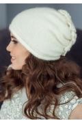 Женская шапочка из мохера Landre Ариэль