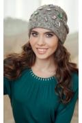 Женская шапка цвета Landre Синди