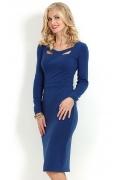 Платье футляр Donna Saggia DSP-164-37t