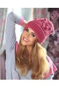 Тёплая шапка Kamea Kasia