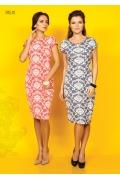 Весенне-летнее платье TopDesign Premium PA5 01