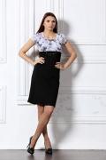 Стильное недорогое платье Remix | 1578