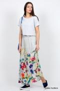 Длинная юбка Emka Fashion 534-neerida