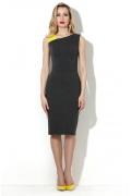 Красивое асимметричное платье Donna Saggia DSP-67-72t