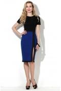 Платье с высоким разрезом Donna Saggia DSP-12-37t