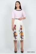 Длинная юбка Emka Fashion 306-moriya