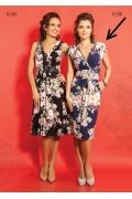 Летнее платье TopDesign A5 084