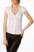 Блузка с глубоким вырезом / Б549-853