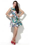 Короткое коктейльное платье Donna Saggia DSP-24-1