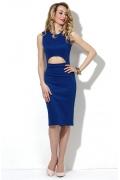 Платье с вырезом на животе Donna Saggia DSP-174-7t