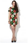 Красивое летнее платье Donna Saggia DSP-88-14