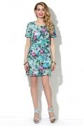 Летнее лёгкое платье Donna Saggia DSP-148-41