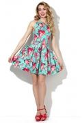 Платье Donna Saggia DSP-24-2 (коллекция лето 2015)