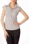 Женская блузка в полоску Golub | Б677-790