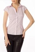 Блузка в сиреневую полоску Golub | Б677-995