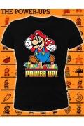 Мужская футболка Марио (светится в темноте и ультраф.)