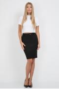 Офисная юбка Emka Fashion 548-almaza