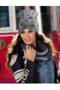 Молодёжная шапка-бини Kamea Sara