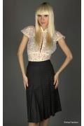 Элегантная миди юбка | 231/omega
