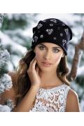 Женская шапка со стразами Willi Nabira