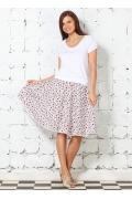 Стильная летняя юбка | 2566