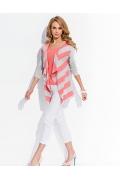Комплект блузка и кардиган Sunwear R37-5