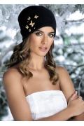 Молодёжная шапка-бандана из шерсти Willi Sabina