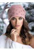 Женская шапка со стразами Willi Assana