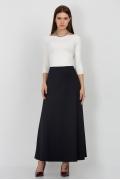 Тёмно-синяя юбка Emka Fashion 314-doroti