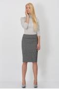 Офисная юбка Emka Fashion 573-kaira