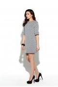 Платье прямого силуэта Donna Saggia DSP-30-27t
