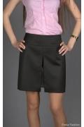 Чёрная короткая юбка | 220/45-alfa