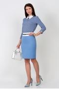 Классическая юбка-карандаш Emka Fashion 535-alie