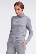 Меланжевая блузка Sunwear U25