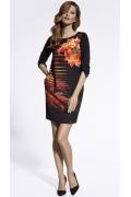 Платье с цветочным принтом Ennywear 200006