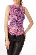 Летняя блузка из шифона | Б727-1111