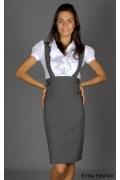 Недорогой стильный сарафан Emka Fashion | 132-comanche
