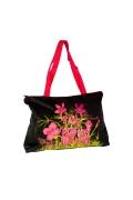 Недорогая женская сумка с цветами | ДС-1281