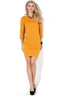 Короткое трикотажное платье Donna Saggia DSP-102-5t