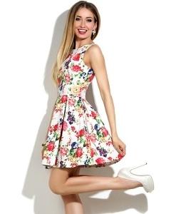 Джинсовое короткое платье Donna Saggia DSP-24-63