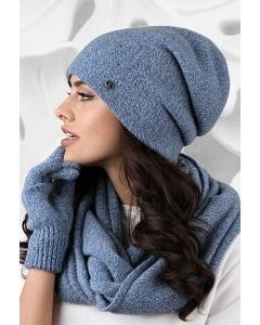 Комплект шапка и снуд Kamea Novara