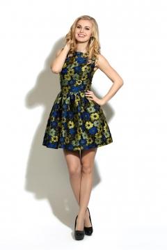 Платье Donna Saggia DSP-19-48 (коллекция весна 2016)