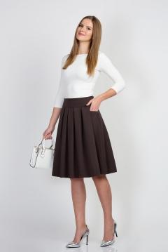 Юбка-полусолнце Emka-Fashion 552-stanislava