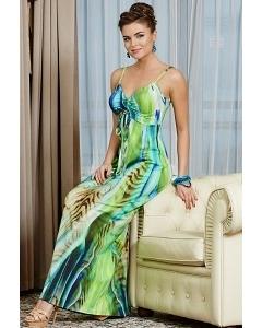 Длинное платье TopDesign Premium PA4 17