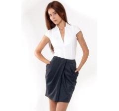 Стильная короткая юбка