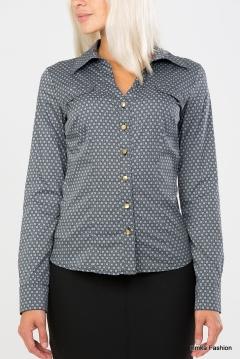 Женская рубашка Emka Fashion B 013/KB-92