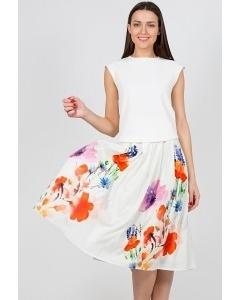 Длинная юбка Emka Fashion 306-wendi