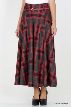 Длинная юбка Emka Fashion 288-isabel
